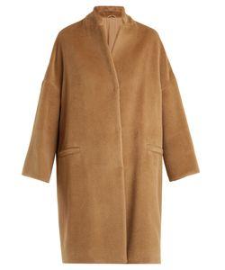 Brunello Cucinelli | Single-Breasted Alpaca Coat