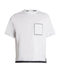 Tomorrowland | Patch-Pocket Cotton-Blend T-Shirt