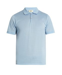 Everest Isles | Cotton-Piqué Polo Shirt
