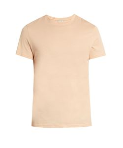 Éditions M.R | Short-Sleeved Cotton-Jersey T-Shirt