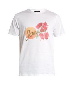 A.P.C. | Jamaica-Print Cotton-Jersey T-Shirt
