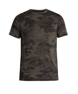 Polo Ralph Lauren | Camouflage-Print Performance T-Shirt