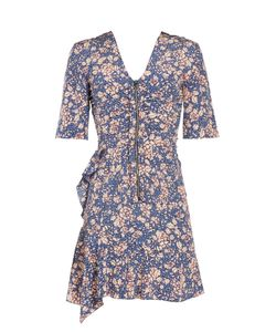 Isabel Marant | Brodie Print Zip-Through Dress