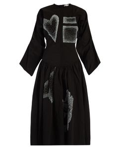 J.W. Anderson | Heart And Square-Appliqué Dress