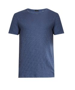 ATM   Crew-Neck Cotton-Jersey T Shirt