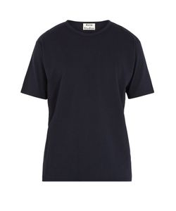 Acne | Niagara Cotton-Piqué T-Shirt