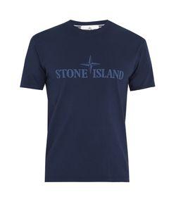 Stone Island | Cotton-Jersey Logo T-Shirt