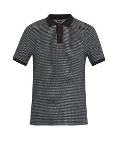 Giorgio Armani | Short-Sleeved Waffle-Jersey Polo Shirt