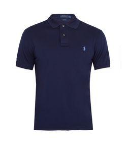 Polo Ralph Lauren | Slim-Fit Cotton-Piqué Polo Shirt
