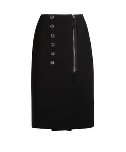 Altuzarra | Sorrel Button-Embellished Pencil Skirt