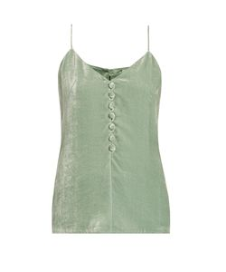 HILLIER BARTLEY | Velvet Cami Top