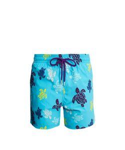 Vilebrequin | Moorea Tortues-Print Swim Shorts