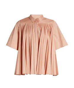 ROKSANDA | Mikula Gathered-Yoke Shirt