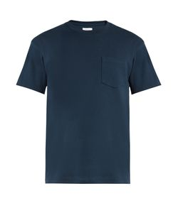 Fanmail | Patch-Pocket Cotton-Jersey T-Shirt