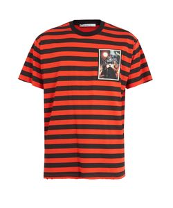 Givenchy | Portrait-Print Columbian-Fit Cotton T-Shirt