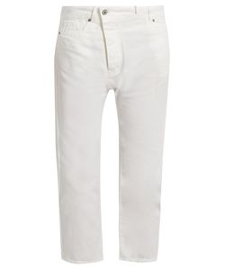Nili Lotan | Cotton And Linen-Blend Trousers