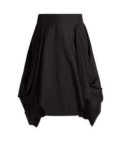 J.W. Anderson | Draped-Pocket Pleated Skirt