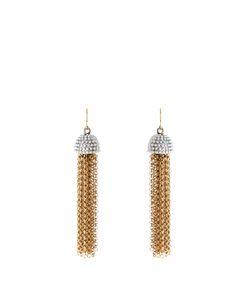 Lulu Frost | Ursula Tassel Earrings