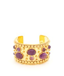 Sylvia Toledano | Amethyst And Plated Cuff