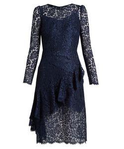 Dolce & Gabbana   Ruffled-Frontlace Dress