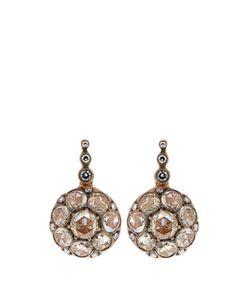 SELIM MOUZANNAR   Diamond Beirut Earrings