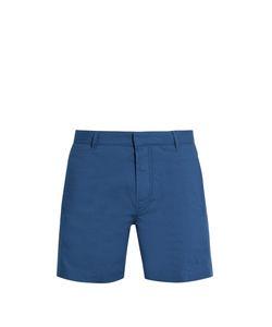 ORLEY | Cub Cotton-Poplin Shorts