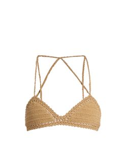 SHE MADE ME | Essential Crochet Bikini Top