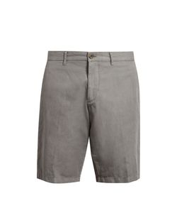 J.W. Brine | Free Donnie Cotton And Linen-Blend Chino Shorts