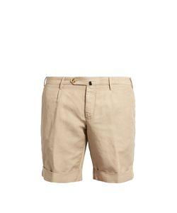 Incotex | Slim-Leg Linen-Blend Shorts