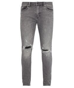 NEUW DENIM | Rebel Distressed Skinny Jeans