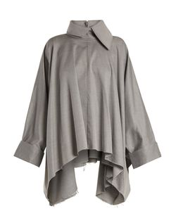Marques Almeida | Oversized Extended Point-Collar Cotton Shirt