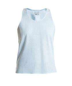 CHARLI COHEN | Optics Perforated Performance Tank Top