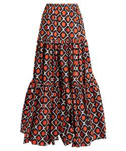 LA DOUBLEJ EDITIONS | The Big Gathe Cotton Maxi Skirt