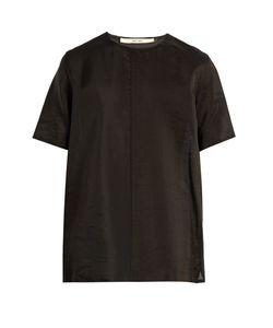 Damir Doma | Taric Silk-Blend T-Shirt