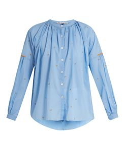 Jupe By Jackie   Kahano Embroide Cotton Top