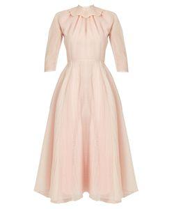 Emilia Wickstead | Hera Ruffled-Organza A-Line Dress