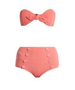 Lisa Marie Fernandez | Poppy High-Rise Bikini