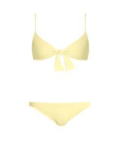 Melissa Odabash | Roma Piqué Bralette Bikini