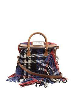 Maison Margiela | 5ac Mini Tweed Cross-Body Bag