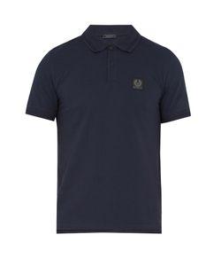 Belstaff | Stanneett Cotton-Piqué Polo Shirt