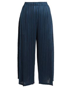 PLEATS PLEASE BY ISSEY MIYAKE | Sara Sara Pleated Cropped Trousers