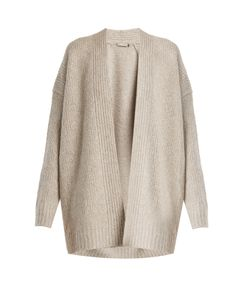 Vince | Shawl-Neck Wool And Cashmere-Blend Cardigan