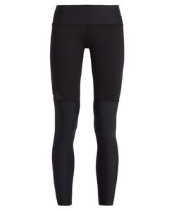 Track & Bliss | Star Cut-Out Performance Leggings
