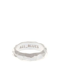 ALL BLUES | Carved Ring