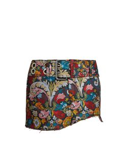 Marques Almeida | -Brocade Mini Skirt