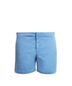Orlebar Brown | Bulldog Stretch-Cotton Twill Shorts