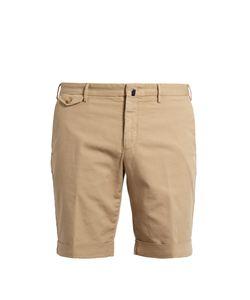 Incotex | Slim-Leg Cotton-Blend Shorts