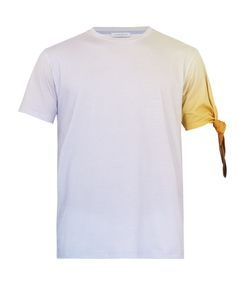 J.W. Anderson | Knotted-Sleeve Cotton-Jersey T-Shirt