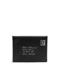 Dunhill | Boston Leather Envelope Passport Holder