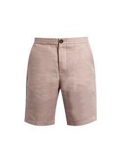 Oliver Spencer | Straight-Leg Linen Shorts